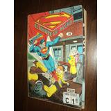 Superman Numero 76 El Hombre De Acero Szw