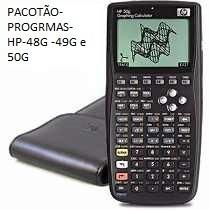 Programas-hp-35s-48g -49g E 50g Pacotão