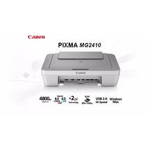 Impresora Multifuncional Canon Pixma Mg2410 4800 X 1200 Dpi