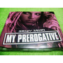 Eam Cd Maxi Britney Spears My Prerogative 2004 5 Tracks Pop