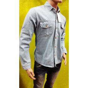 Camisa Hombre Slim Fit Jean