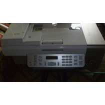 Impresora Multifuncional Lexmark X5470 Sin Cartuchos