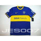 Nueva Camiseta Titular De Boca Juniors 13/14 - Nike Stadium