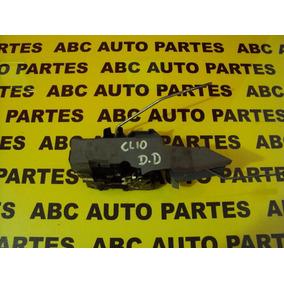 Trava Elétrica Clio 04 Dianteira Direita Original Semi Nova
