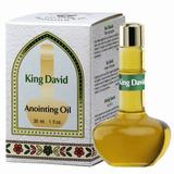 Óleo De Unção Importado De Israel - Rei David! Sem Embalagem