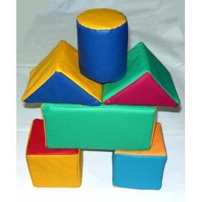 Mini Figuras Geometricas Juegos Niños Y Niñas Mini Gym