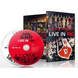 Dvd Rbd Live In Rio + Cd Brinde - Frete Grátis!!!