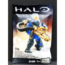 Halo Mega Bloks Unsc Flame Marine Sdcc 2016 Exclusi Legacyts
