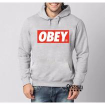 Moletom Canguru Obey - Promoção !!!!