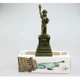 Estatua De La Libertad Adorno 14 Cms.