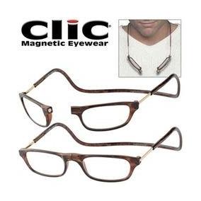 Óculos Masculino Feminino Magnético Imã Unissex