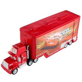 Carros Mack Transforma - Mattel Dvf39