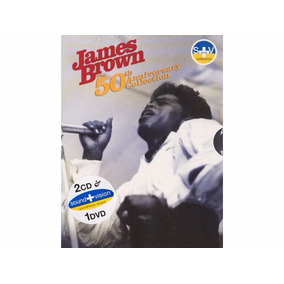 James Brown - 50th Anniversary Collection (2cd+dvd)