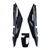 Rabeta Traseira Honda Titan150 Sport Preta Similar Original