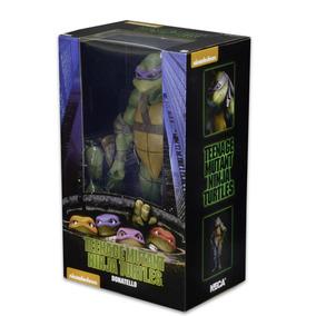 Tartarugas Ninja Donatello 43 Cm Neca 1/4 Novo Colecao