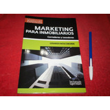Libro Marketing Para Inmobiliarios - Gerardo Woscoboinik