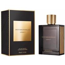 Perfume Legacy De Cristiano Ronaldo Para Caballero 100 Ml