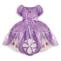 Disney Sofía El Primer Vestido De Traje Para Las Muchachas