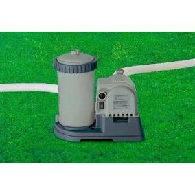 Bomba Filtrante Piscina Intex 9462 Lh 110v + Filtro Interno