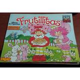 Album Frutillitas 1994 Brillitos Cristal Faltan 5 Figuritas