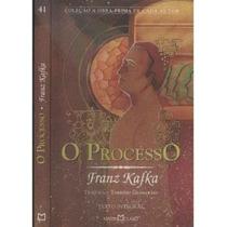 O Processo Franz Kafka Livro Novo