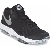 Tenis Nike Air Max Emergent Basquet Negro / Blanco