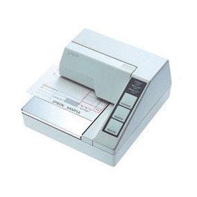 Epson Tm-u295 Serial White, 180 X 190.5 X 101.5 Mm
