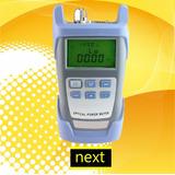 Power Meter Medidor Potência Fibra Óptica Garantia 1ano E Nf