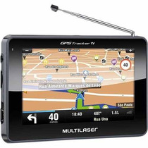 Gps Automotivo Tracker Iii Tela 4,3 Com Tv Digital Radio Fm