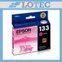 Cartucho Epson Original Color Magenta 133 T22 T25 T133320