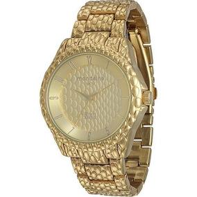 Relógio Feminino Mondaine De Luxo Analógico - Ivete Sangalo