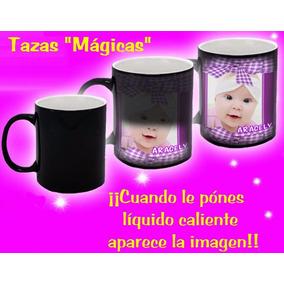 Taza Magica Importada Personalizada Regalo Sorpresa