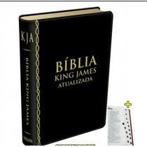 Bíblia De Estudo King James Atualizada (índice Digital)