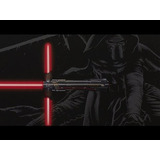 Sable Kylo Ren Fx Black Series Star Wars Episodio 7