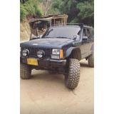 Guardafangos Marca Bushwacker Originales Jeep Cheroke 84-01