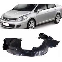 Parabarro Esquerdo Nissan Tiida 07 2008 2009 2010 2011 2012