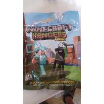 Llaveros Minecraft Hangers Serie 2 Caja De 24 Piezas Oferta