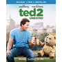 Blu Ray Ted 2 Unrated Dvd Original