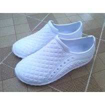 Zapatos Plásticos Unisex Marca Inter Ocean, Talla 37