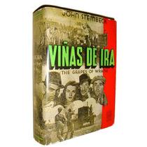 Viñas De Ira J.steinbeck Claridad 1945 Depresion 1930 Excel.