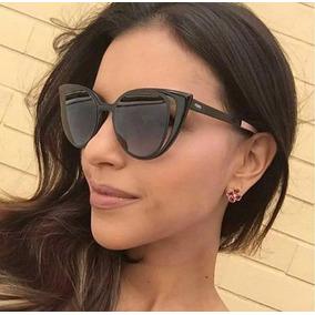 Óculos Fendi 0136 Preto 100% Original Luxo Acessórios 12x Sj
