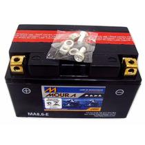 Bateria Moto Moura Yuasa Ma8,6-e 8,6ah Ytz10s Yuasa Yzf R1