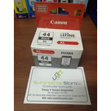 Tinta Canon 54xl 44xl Pixma E401 / E461 / E481 Orig