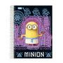 Caderno Minions 10 Matérias Universitário Malvado Favorito