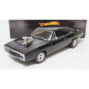 Dodge Charger Rápido Y Furioso Escala 1:18 Hot Wheels