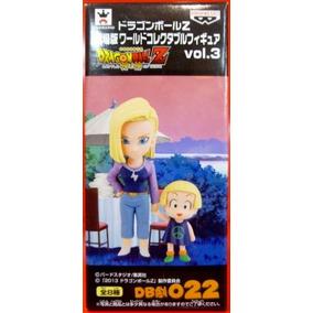 Banpresto Dragon Ball Z Wcf Androide 18 Hija