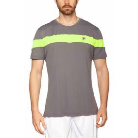 Camiseta Tenis Hombre Fila Marlo