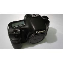 Câmera Canon 7d 50mil Clicks