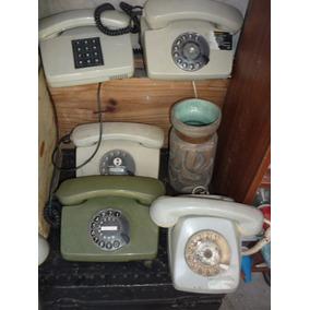 Telefonos Antiguo-vintage En La Plata