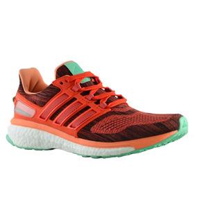 zapatillas adidas mujer naranja